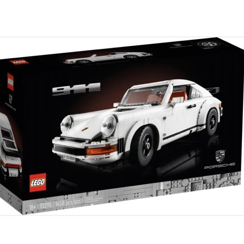 LEGO 樂高 10295 PORSCHE 911 保時捷911 現貨