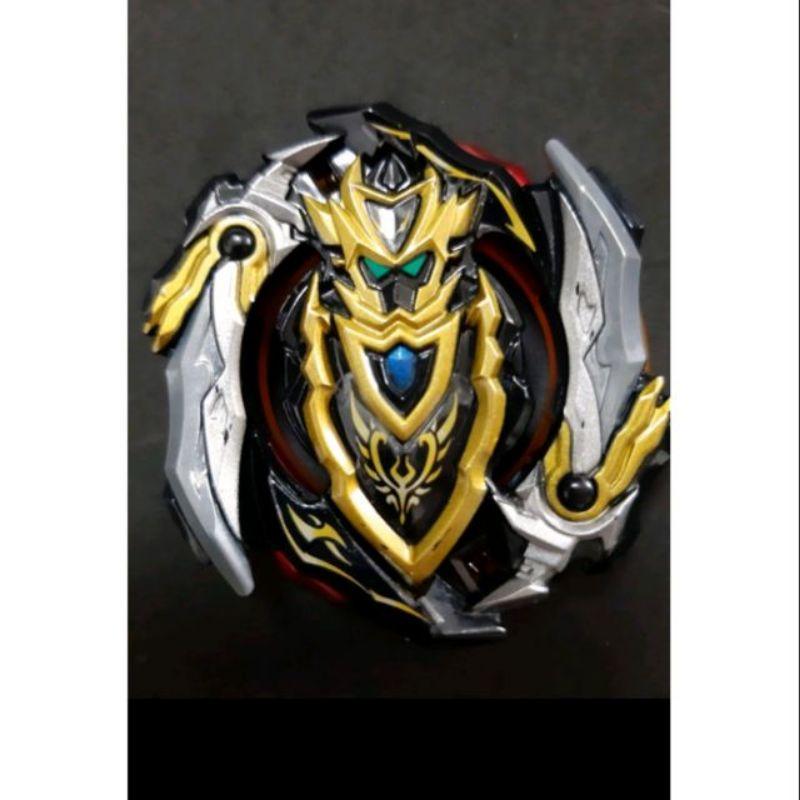 戰鬥陀螺 B129 (正版)二手結晶盤單售 黑色阿基里斯 異色版
