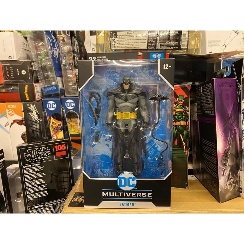 麥法蘭 DC MULTIVERSE 漫畫版 蝙蝠俠 Batman 白騎士 7吋 McFarlane