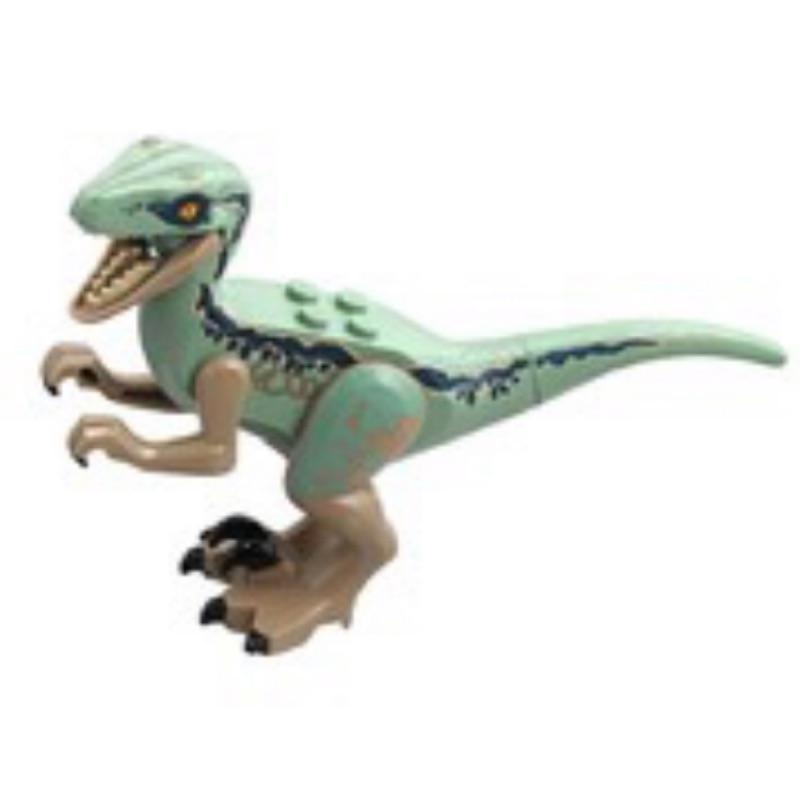 Lego 75928 75930 沙綠迅猛龍 小藍