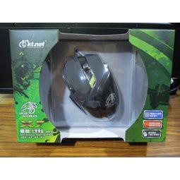 YHPC@全新◎ktnet 電競光學滑鼠-鷹族戰鬥鼠 KTMS5507B◎2400DPI ,$150