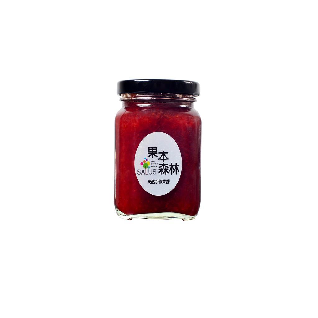 果本森林天然手工果醬_草莓果醬