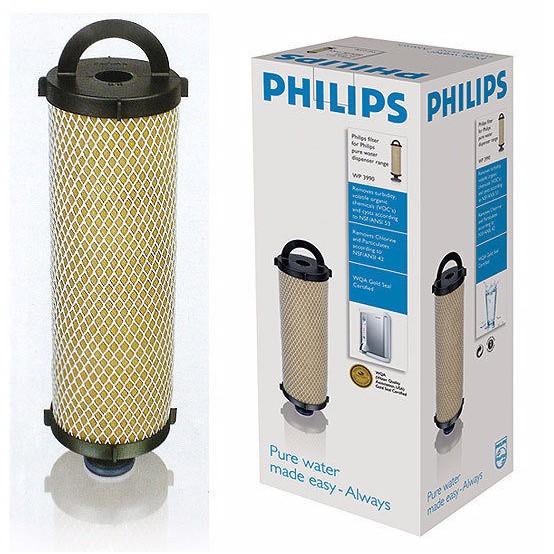 PHILIPS-飛利浦極淨UV淨水器專用濾心WP3990/WP-3990 免運