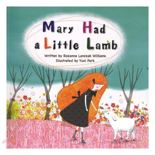 Mary Had a Little Lamb (1書+1CD) 韓國Two Ponds版【三民網路書店】[85折]