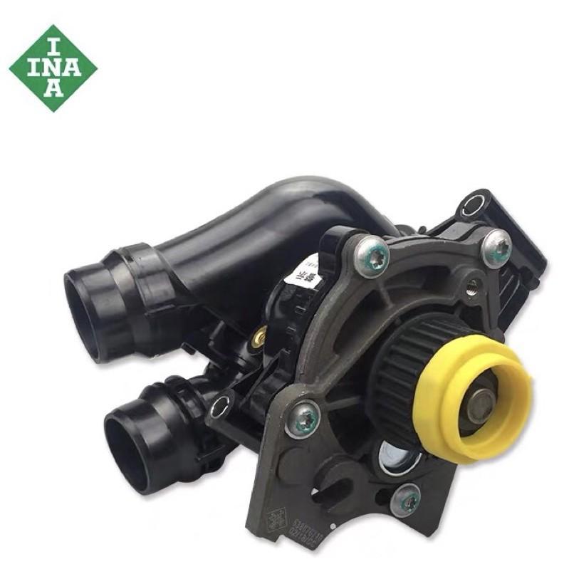 (哈斯商行)德國品牌 INA 水幫浦 節溫器 水泵 Audi A4 A5 Q5 B8 Golf  GTI Tiguan