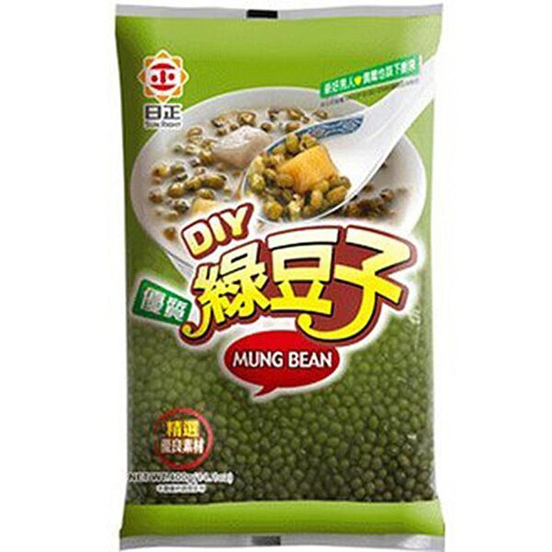 日正 優質綠豆子 400g【康鄰超市】
