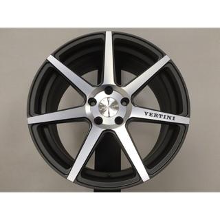 美國VERTINI VT629 18吋5-112灰車面鋁圈 各車系歡迎洽詢 價格標示88非實際售價 洽詢優惠中