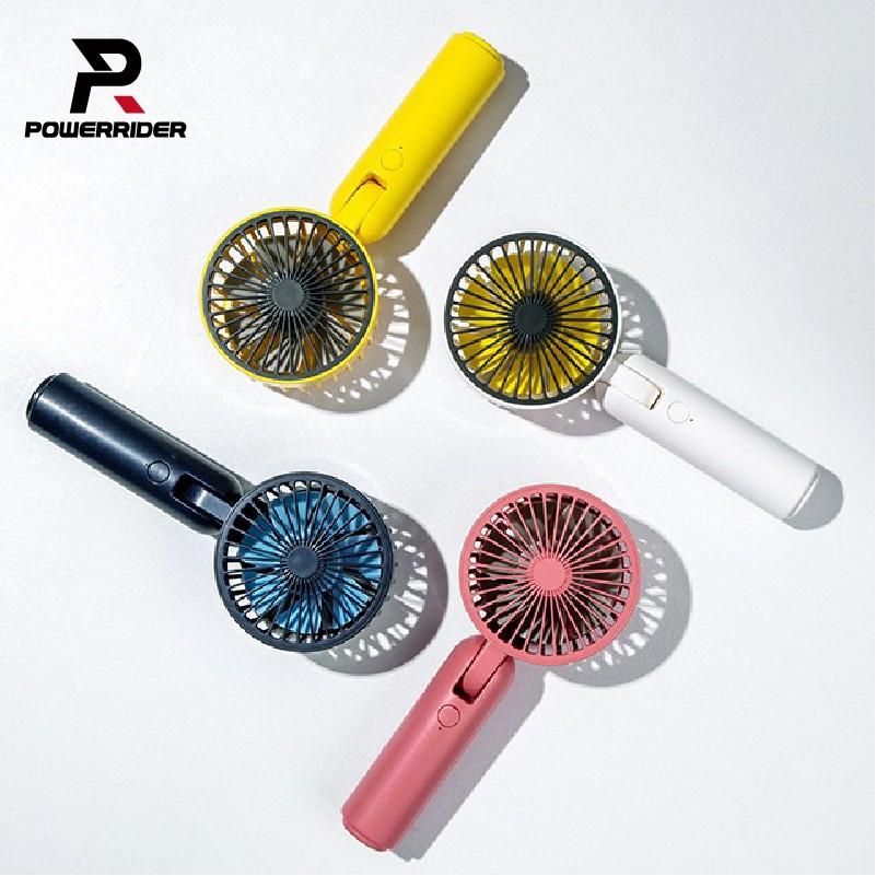 PowerRider F828 Mini Fan點點頭涼風扇 手持風扇 隨身風扇 立式風扇 電風扇 風扇 【酷瘋】