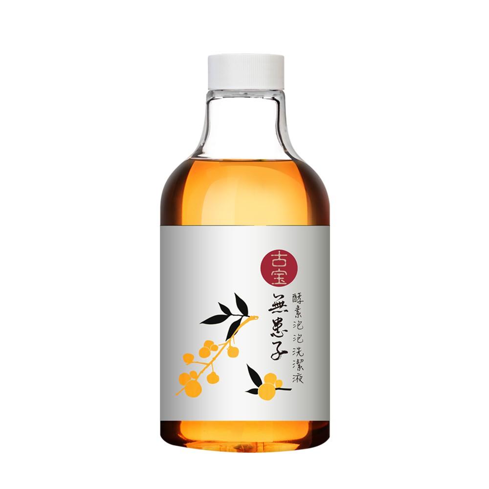 古寶無患子酵素泡泡洗潔液-補充瓶500g【康是美】