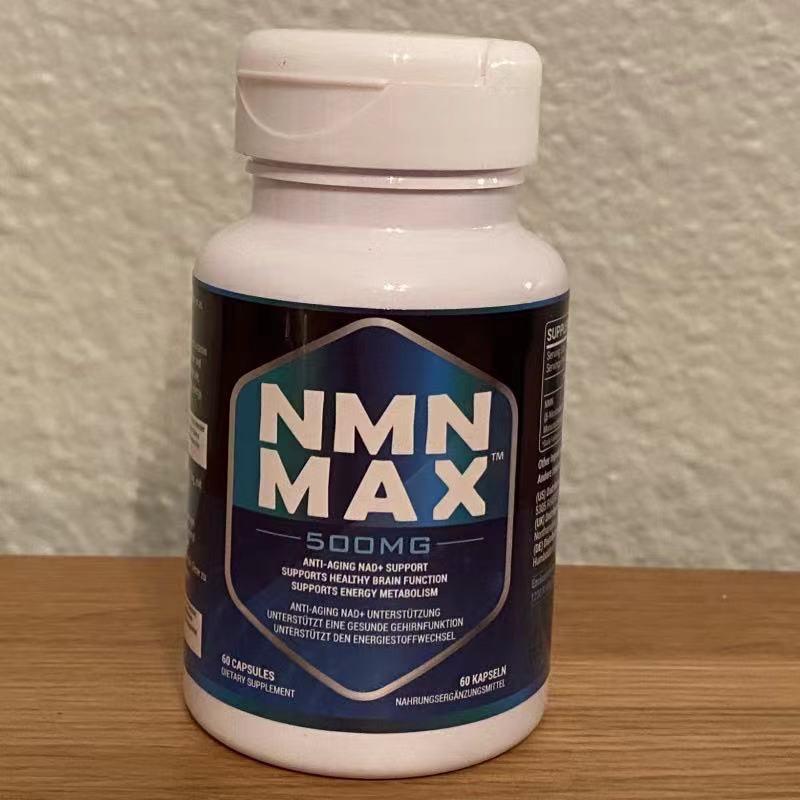 NMN Plus,NMN MAX 30000毫克膠囊(美國免稅州俄勒岡州直購直運)