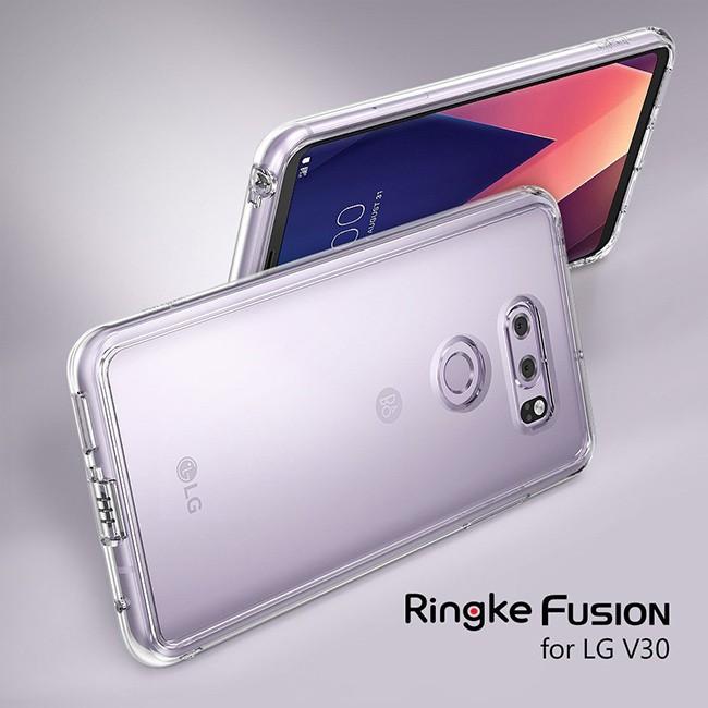 LG V30 / V30 Plus / V30+ / V30S | Rearth Ringke Fusion 透明手機殼