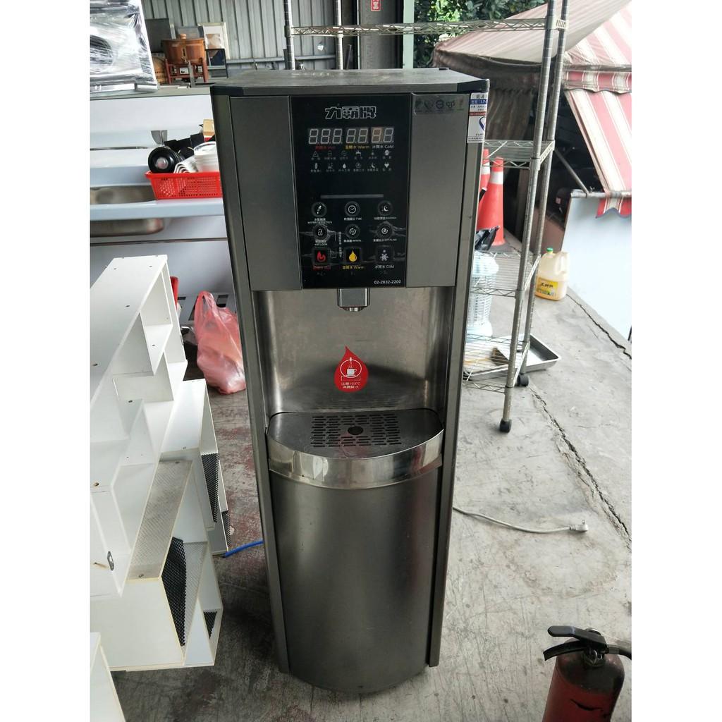 二手家具全省估價(大台北冠均 五股店)二手貨中心--力霸牌冰溫熱程控式飲水機 冰溫熱飲水機 Y-081593