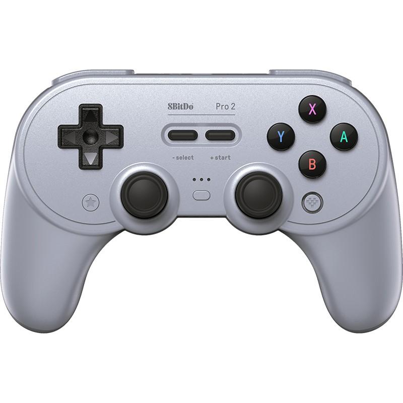 ◎▽♟八位堂Pro 2藍牙游戲手柄8BitDo精英無線手機PC電腦任天堂NS Switch/Lite游戲機體感steam