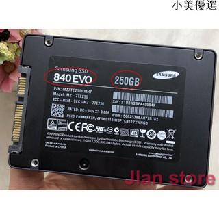[筆電拆機] Samsung 三星 840 850 EVO 500GB~250GB SSD 固態硬碟 保固30日 雲林縣
