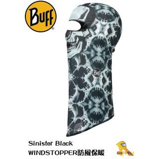 任我行騎士部品 西班牙 BUFF 保暖魔術頭巾系列 WINDSTOPPER #SinisterBlack 新竹市
