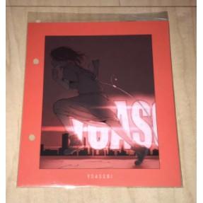 THE BOOK yoasobi オリジナルインデックス ver. 応援店