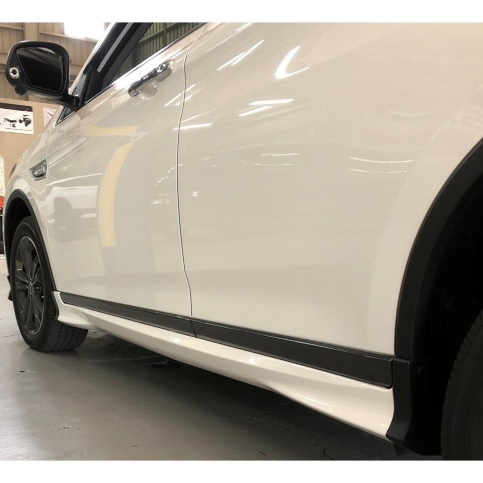 車酷中心 LUXGEN U6 ECO GT RF側裙 5000