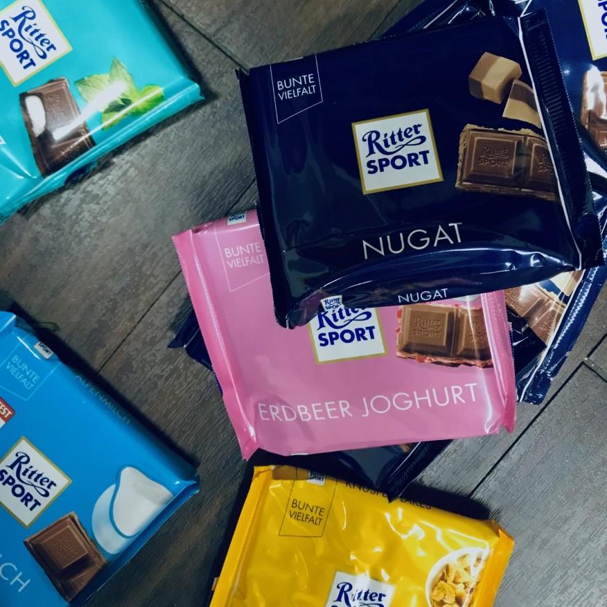 【現貨 / 24h出貨 】德國 Ritter Sport 巧克力 / 融化 NG 品