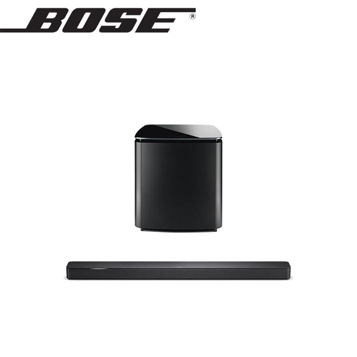 Bose 美國 Bose Soundbar 500 + Bose Bass Module 700 家庭劇院組 貿易商貨