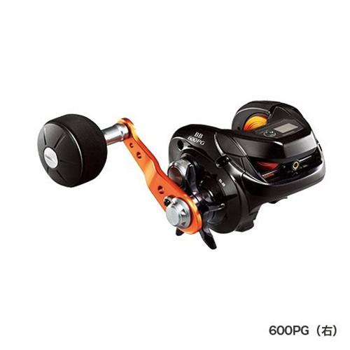 ◎百有釣具◎SHIMANO BARCHETTA BB 鼓式捲線器(電子計米器) 規格:600PG/600HG(03722