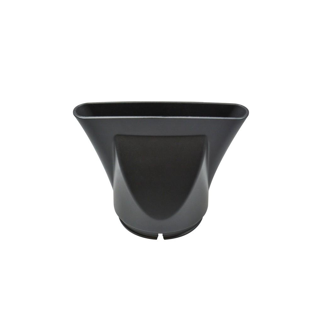 《日本Create Ion創離子》翻轉風 專業沙龍級負離子吹風機專用吹嘴(黑/白)