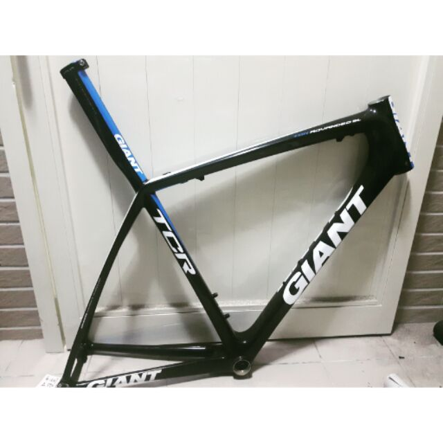 *阿啾工作室*歡迎議價!全新Giant TCR ISP 碳纖維車架自行車車架腳踏車車架