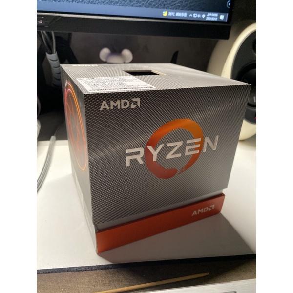 AMD【12核】Ryzen9 3900X(12核/24緒) 3.8GHz/AM4/CPU