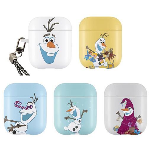 AirPods 保護殼│迪士尼 Frozen 冰雪奇緣│硬殼 保護套│z8303