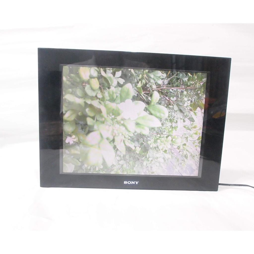 二手, SONY 10.4吋 數位相框 / 時鐘,月曆顯示 / 型號:DPF-D100