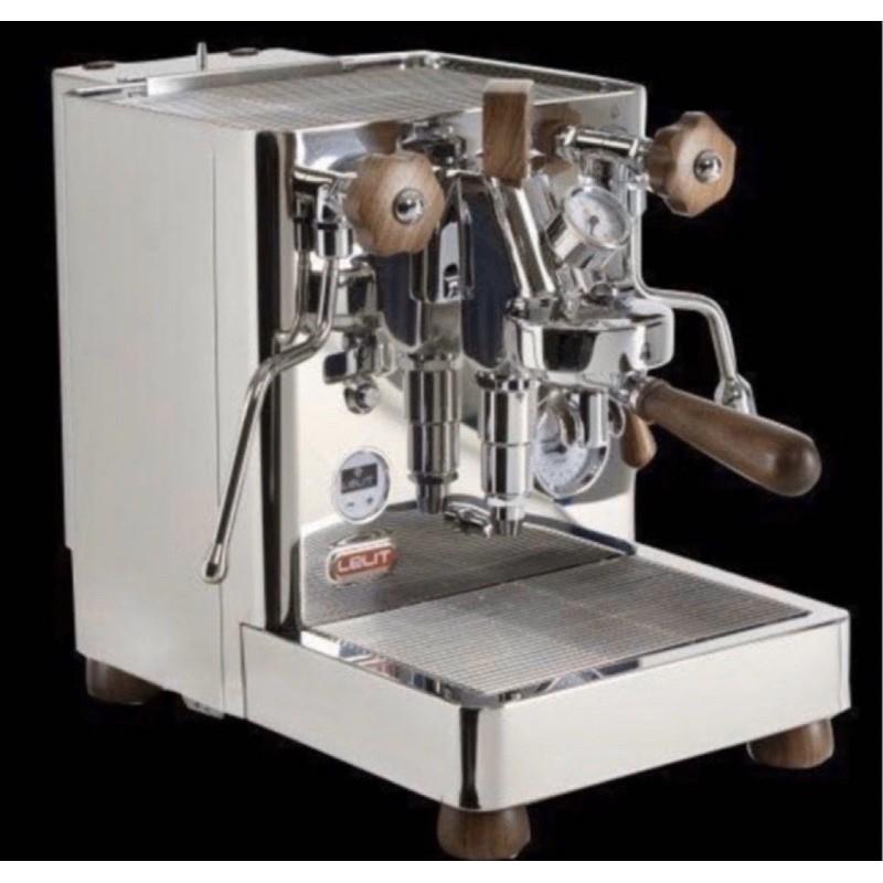 [新款限量]二代最新出廠現貨 Lelit bianca PL162T可變壓 PID雙鍋爐 義式咖啡機220v私訊另有優惠