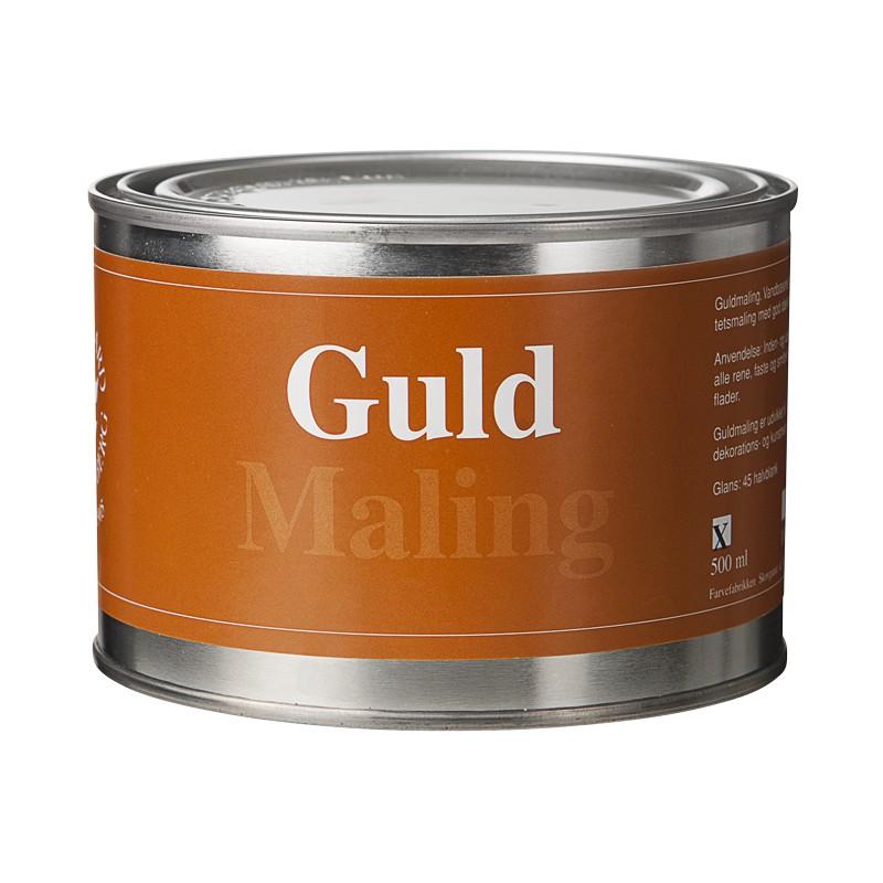 《織家棧》Flugger富洛克 仿飾漆(GULD MALING) -0.5L