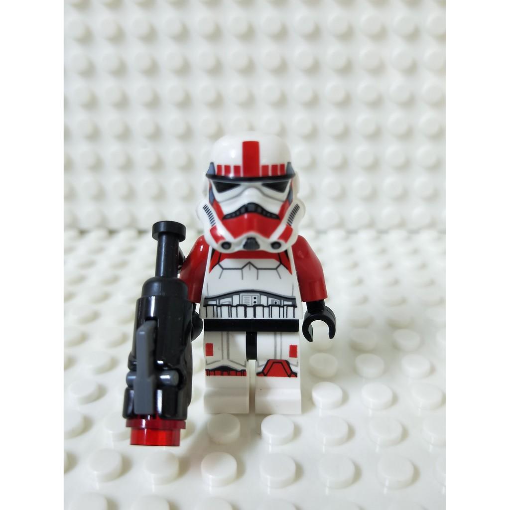 樂高LEGO #75134 震擊風暴兵(附槍)