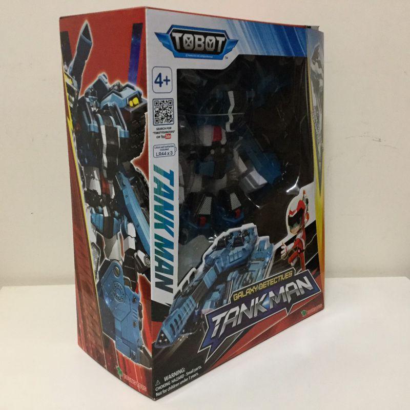 【現貨】機器戰士 TOBOT GD TANK MAN 特價【玩具糾糾】