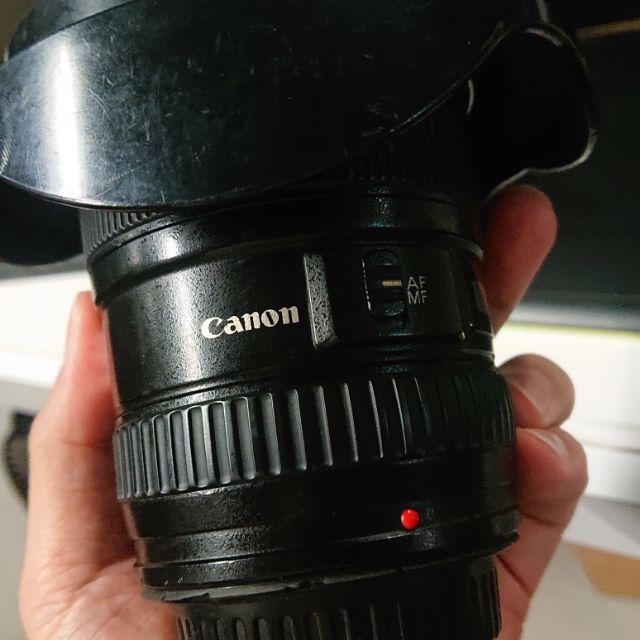 Canon 17-40mm (二手原廠商品)