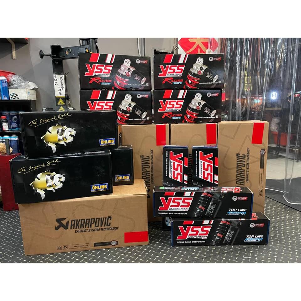 【上元車業】YSS TOP LINE 無掛瓶避震器 CBR650R/CB650R