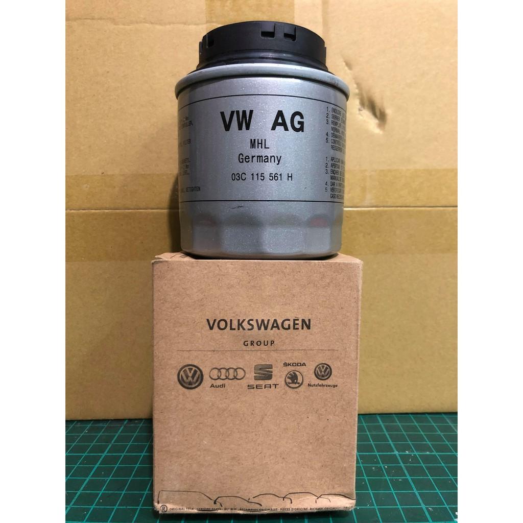 [油虎]VAG 福斯 原廠 VW JETTA TIGUAN TOURAN 1.4 TSI 機油濾芯 機油芯