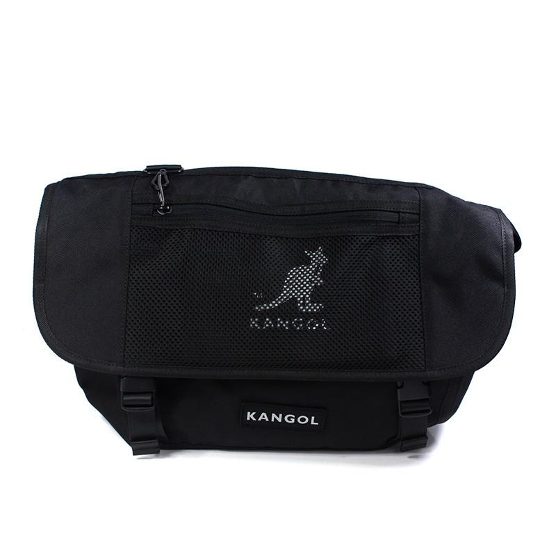 KANGOL 側背包 黑色 6055300820 noC15