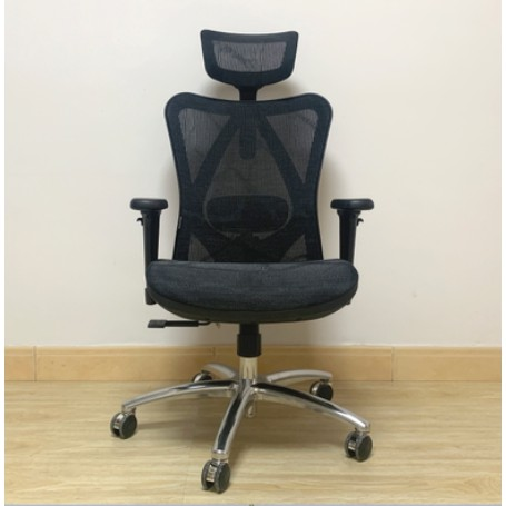 🔥【老闆椅】西昊M57人體工學電腦椅舒適久坐工程學老板椅V1辦公椅m57經理椅熱銷免運