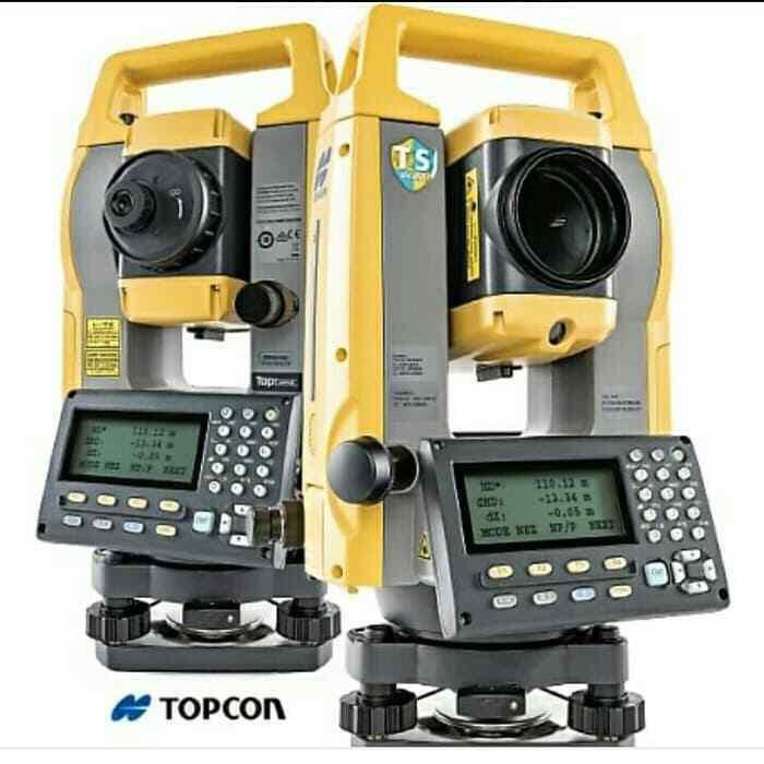 TOPCON 全測站 測距經緯儀 GM52 精度2秒 全站儀 經緯儀
