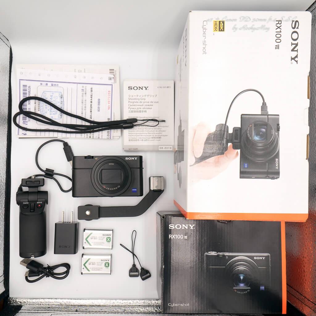 SONY RX100 M7G數位相機 公司貨