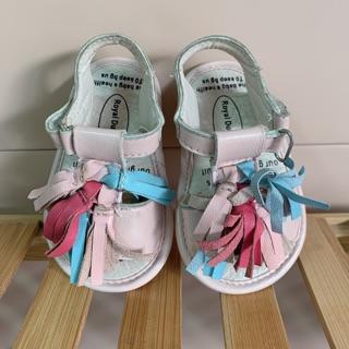 贈送 二手童鞋流蘇涼鞋11cm (有購買本賣場之商品即可贈) 屏東縣