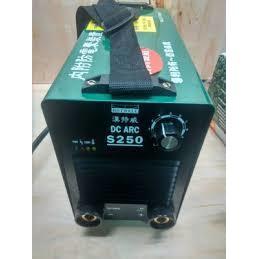 漢特威3.2電焊機S250A ☆中日機械五金☆台灣生產 鐵漢牌 s250a變頻電焊機 110/220皆可用 直流電焊機