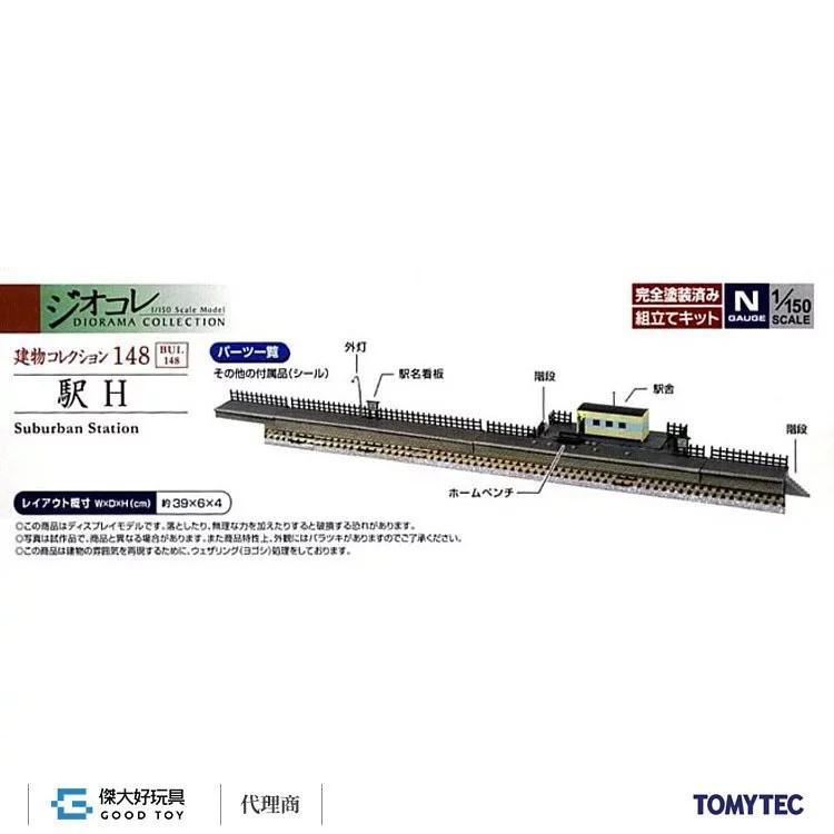 TOMYTEC 266044 建物 148 火車站H