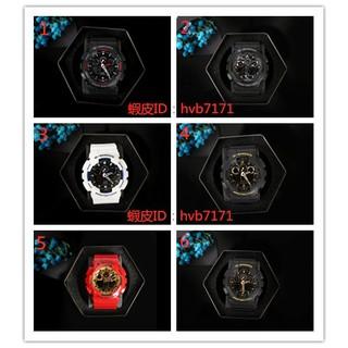 Casio卡西歐手錶 g-shock GA-110 三眼卡西歐手錶 戶外運動多功能運動電子錶 情侶對錶 男女手錶