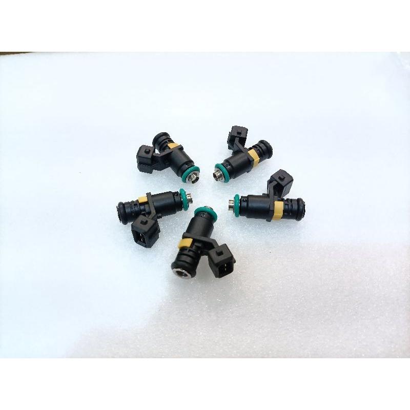 光陽 西門子系統專用 噴油嘴 GP125奔騰 6孔 改裝噴油嘴 加大噴油嘴 57.4缸58缸 58.5缸 59缸 噴油嘴