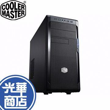 COOLER MASTER 酷碼 N300 黑化 USB3.0 電腦機殼 午夜黑 中直立式 ATX