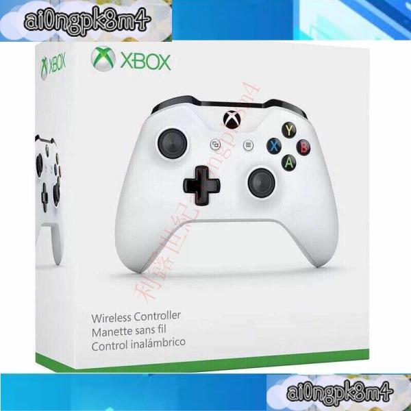 精品 微軟Xbox one s手柄遊戲xboxone控制器oneS電腦 震動 手柄steam無線 利露世紀