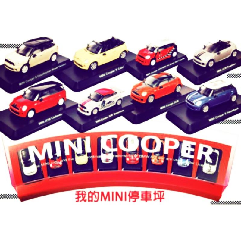 Mini Cooper 1:64模型