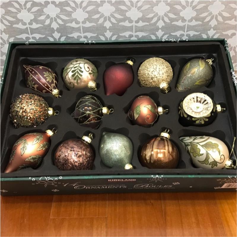 聖誕樹裝飾球/聖誕節/聖誕禮物/聖誕氣氛/聖誕快樂/交換禮物(好市多)