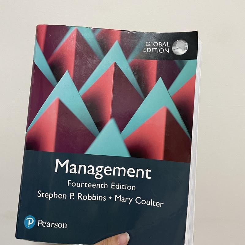 管理學 14版 Management (fourteenth edition)